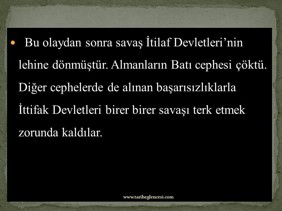 Osmanlılar bu cephede kutsal yerleri korumak amacıyla savaşın sonuna kadar savaştılar.