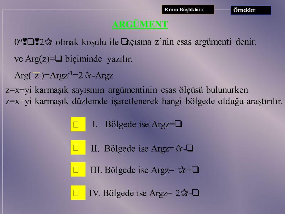 KARMAŞIK SAYININ KUTUPSAL (TRİGONOMETRİK) BİÇİMİ z=x+yi karmaşık sayısının düzlemdeki görüntüsü M(x,y) ve |OM|=r=|z|=  x 2 +y 2 0  Mz=x+yi A x y. |z
