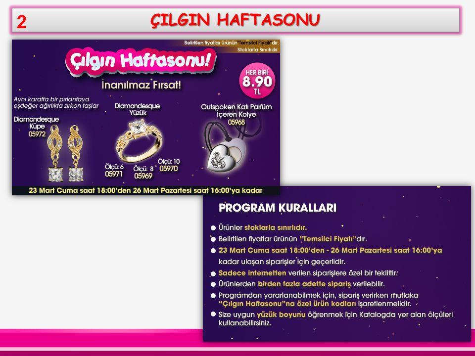ÇILGIN HAFTASONU 2