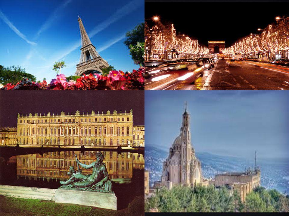  Versay Sarayı: Paris şehir merkezinden biraz uzakta yer alan Versay ülkedeki en önemli saraylardan biridir.