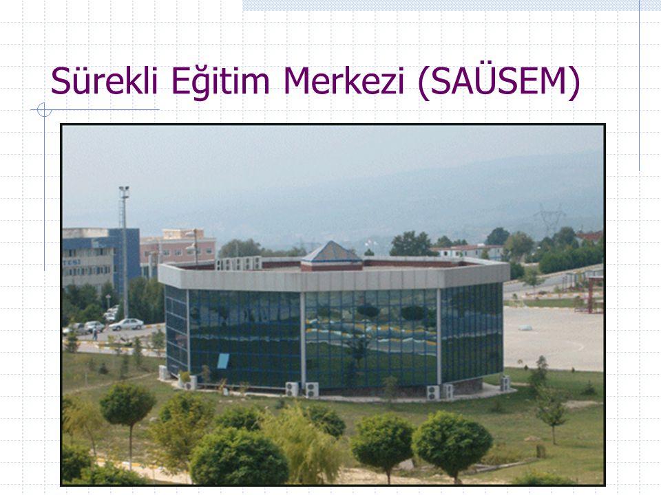 Sürekli Eğitim Merkezi (SAÜSEM)
