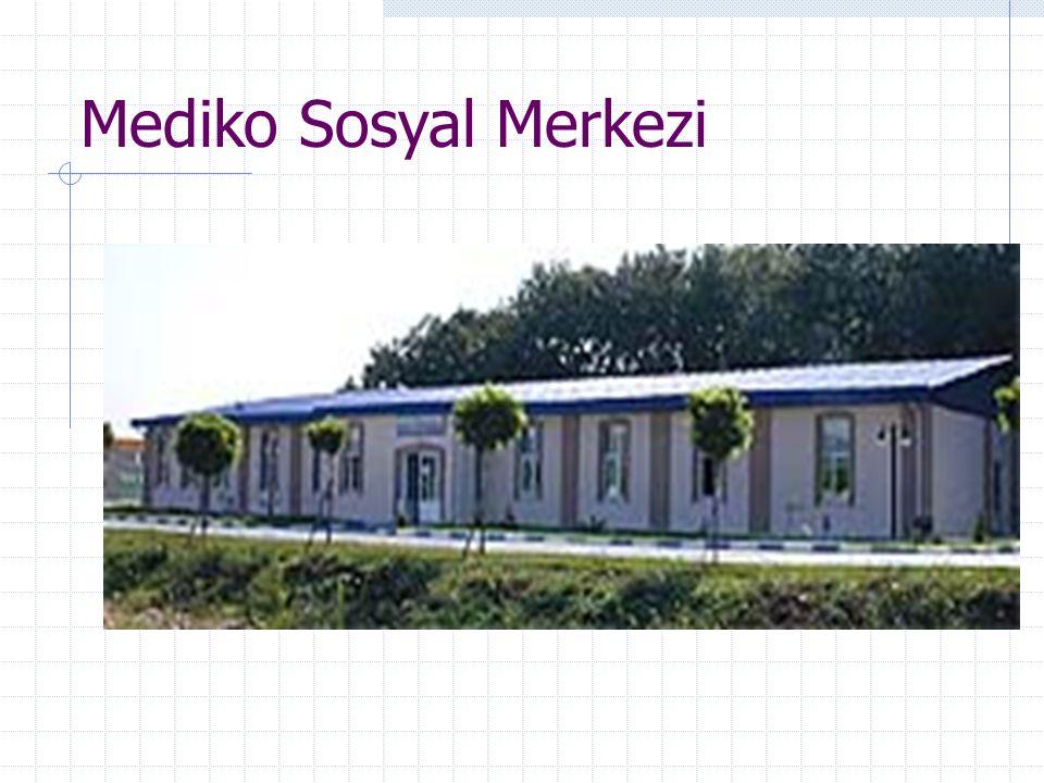 Mediko Sosyal Merkezi