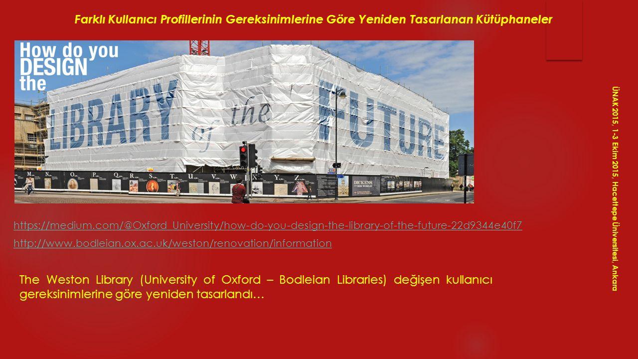 Delft University of Technology Library http://www.library.tudelft.nl/en/ ÜNAK 2015, 1-3 Ekim 2015, Hacettepe Üniversitesi, Ankara Yeni Nesil Üniversite Kütüphaneleri (Ergonomik, Teknolojik Donanımlı, Özgün Tasarımlı)