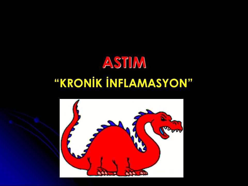 İNTERMİTTAN ASTIM Gündüz semptomları haftada 1 veya daha seyrektir.
