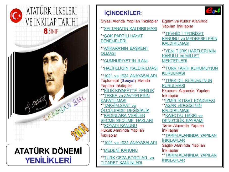 EKONOMİ ALANINDA YAPILAN İNKILAPLAR KABOTAJ KANUNUNUN ÇIKARILMASI ve DENİZCİLİK BAYRAMI Osmanlı Devleti,kapitülasyonlarla Türk denizlerinde, yük ve yolcu taşıma hakkını Batılı Devletlere vermişti.Osmanlı Devleti,kapitülasyonlarla Türk denizlerinde, yük ve yolcu taşıma hakkını Batılı Devletlere vermişti.