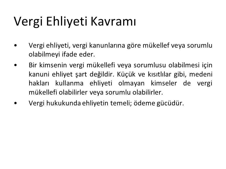 ÖTV'de Sorumluluk ÖTV' nin ödenmesini sağlamak veya vergi ziyaını önlemek amacıyla işlem yapan ilgili kişi ve kurumlar verginin ödenmesinden sorumlu tutulmaktadır.