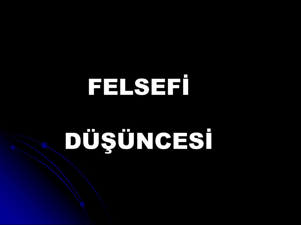 Felsefenin Müslümanlar arasında tanınmasında ve benimsenmesinde büyük görevler yapmış olan Türk filozoflarının ve siyaset bilimcilerinden Fârâbî nin, fizik konusunda dikkatleri çeken en önemli çalışması.