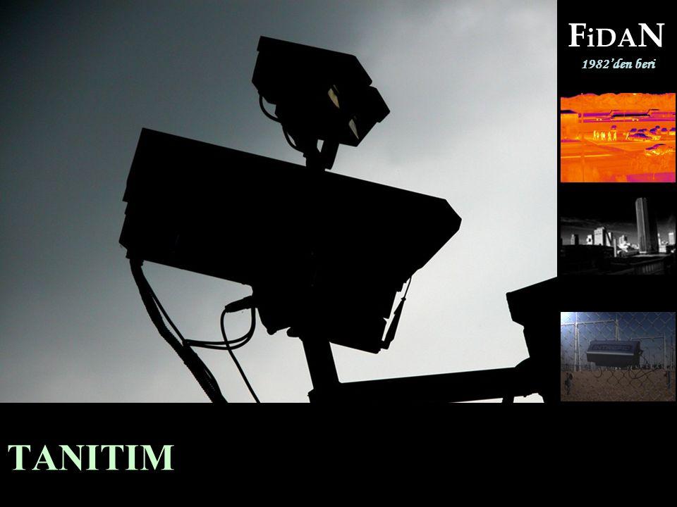 TANITIM F iDA N 1982'den beri