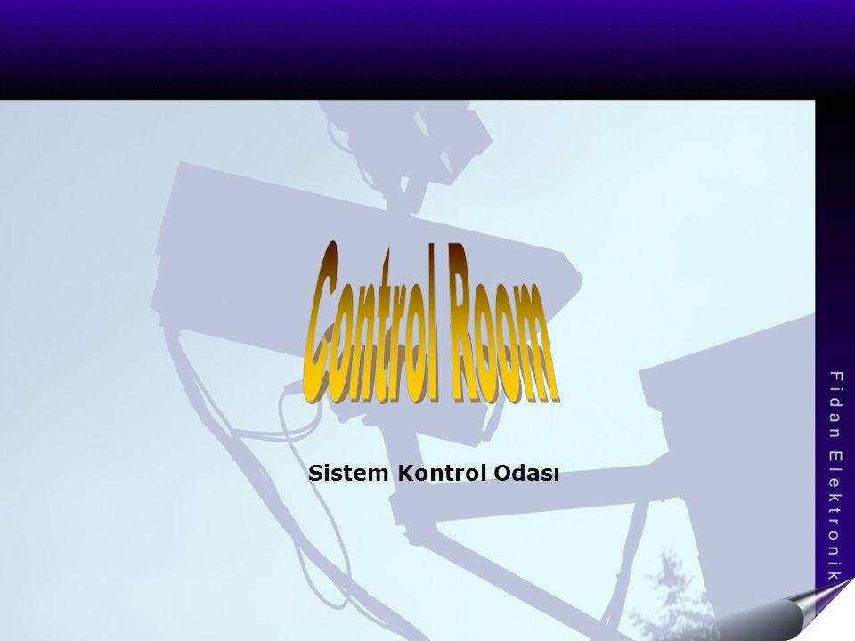 Sistem Kontrol Odası