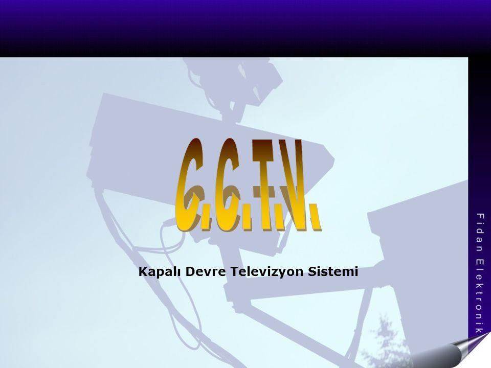 Kapalı Devre Televizyon Sistemi