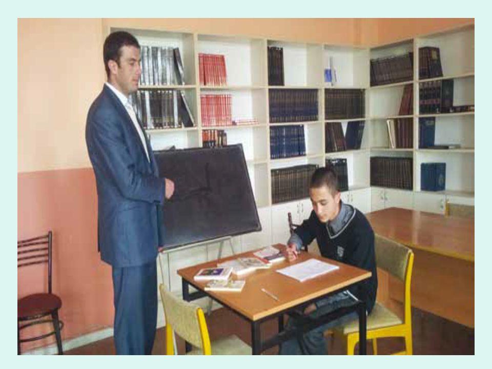 HAZIRLAYANLAR: Aydın ALBAK –Şahinbey İlçe Milli Eğitim Şube Müdürü Şaban POLAT- Şahinbey Rehberlik Araştırma Merkezi Müdür Yardımcısı Özgür YILMAZ- Rehber Öğretmen