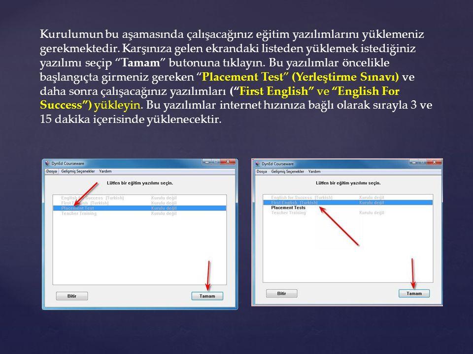 DynEd Güncelleme – Windows Bilgisayar (Computer) / Yerel Disk (C:) (Local Disk (C:)) simgesine çift tıklayarak açın.