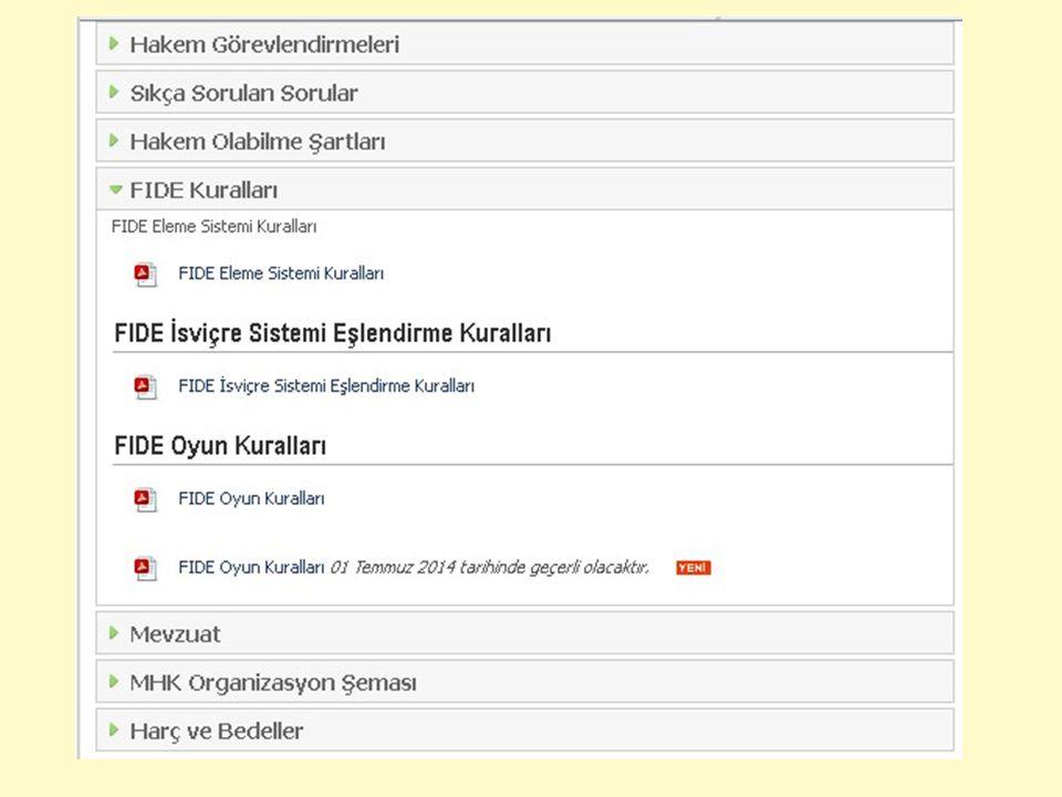 DEĞİŞİKLİKLER 2009 KURALLARI UYGULAMADA İDİ 2009 KURALLARI UYGULAMADA İDİ 2012 İstanbul'da değişiklikler hazırlandı.1 temmuz 2013 te uygulanacaktı.