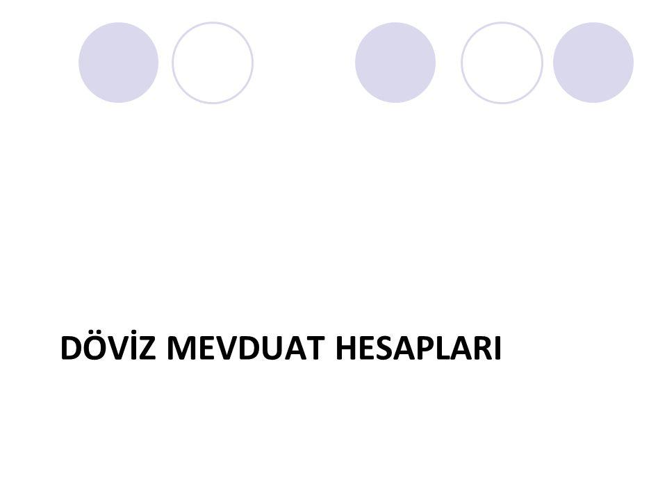 Türkiye'ye Gelişi 1984 yılında, yurt içinde yerleşiklere bankalarda konvertibl yabancı paralar üzerinden mevduat hesabı açma olanağı tanınmıştır.
