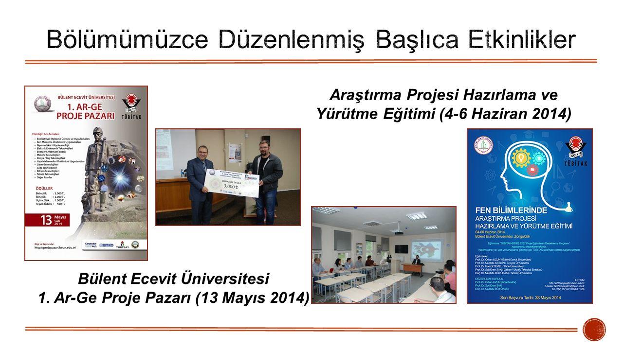 Bülent Ecevit Üniversitesi 1.