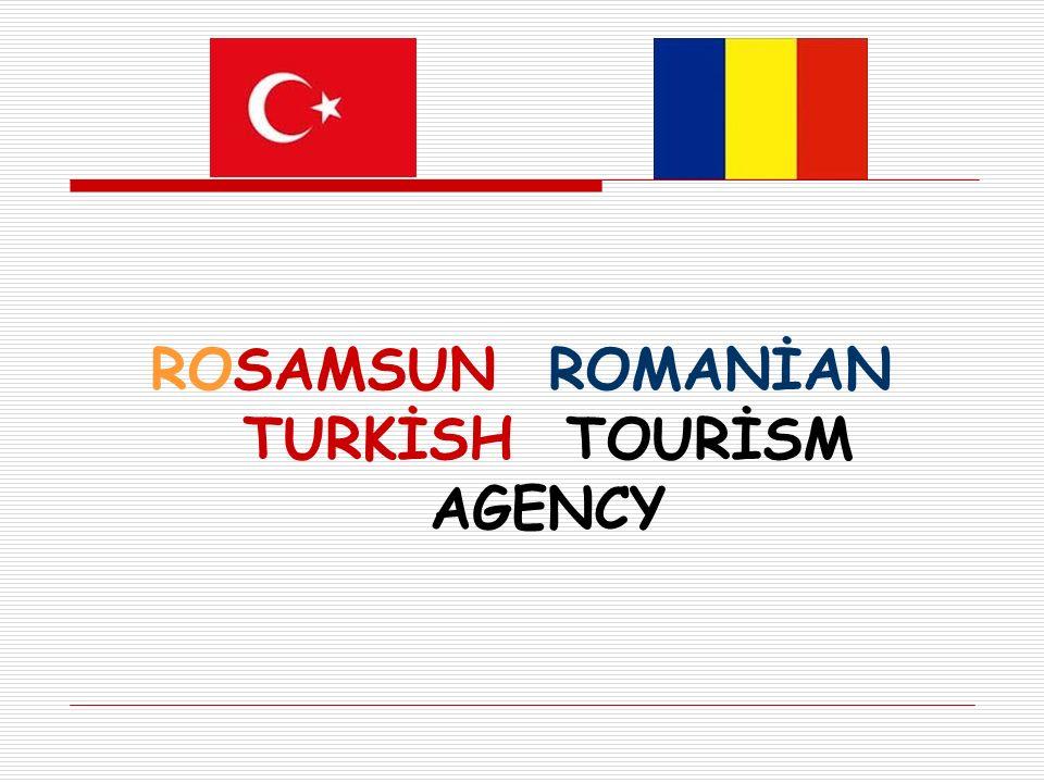 ROSAMSUN ROMANİAN TURKİSH TOURİSM AGENCY  3 Ocak 2012 Salı günü öğrencilerin hazırladıkları Proje Slaytları tamamlandı.