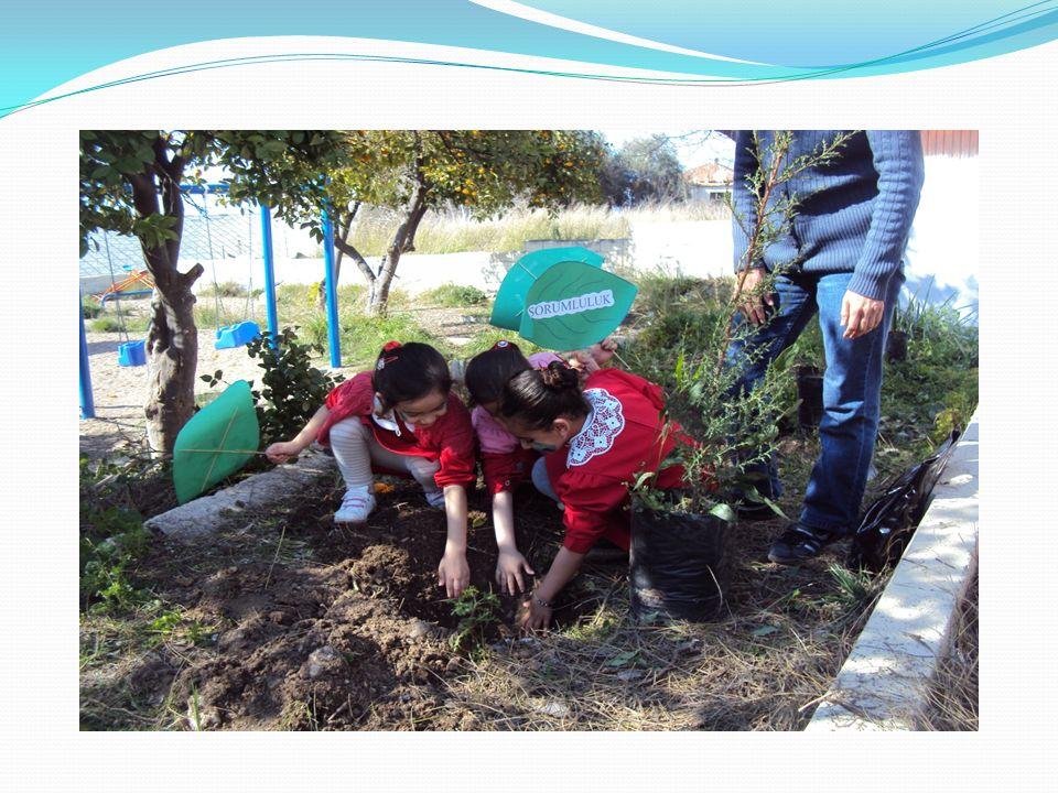 Etkinlik Amacı 1: Çocuklarımıza aileleri ile işbirliği ve yardımlaşma içinde bir yaşantı kazandırmak.