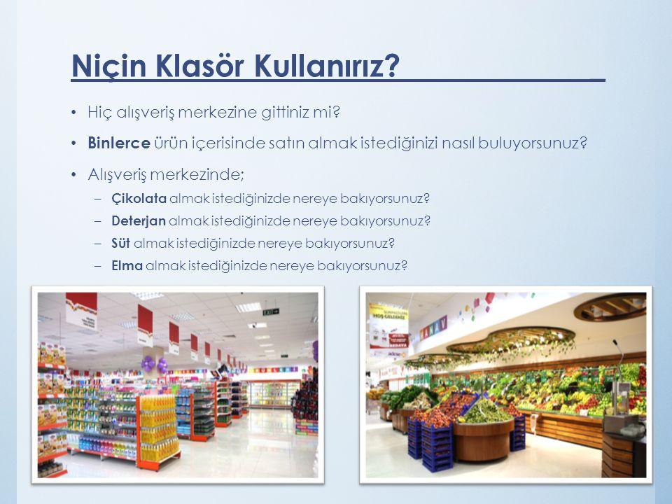 Hiç alışveriş merkezine gittiniz mi? Binlerce ürün içerisinde satın almak istediğinizi nasıl buluyorsunuz? Alışveriş merkezinde; – Çikolata almak iste