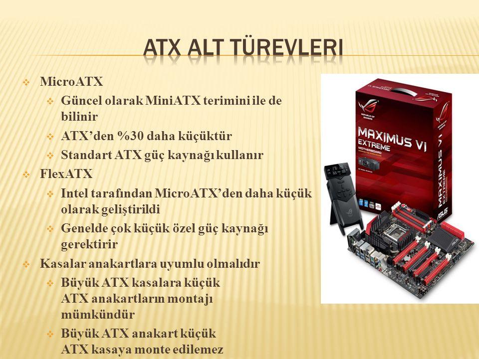  ATA-7'nin klasik gelişmesi Ultra DMA 6 modudur  Ultra DMA 6: 133 MB/s'dir ve ATA/133 olarak da bilinir  ATA-7'nin asıl devrimsel gelişimi, Serial ATA standardı olmuştur  ATA-7 ile SATA'nın iki hız modu vardır  Transfer hızının 150 MB/s olduğu SATA  Transfer hızı 300 MB/s olduğu SATA II