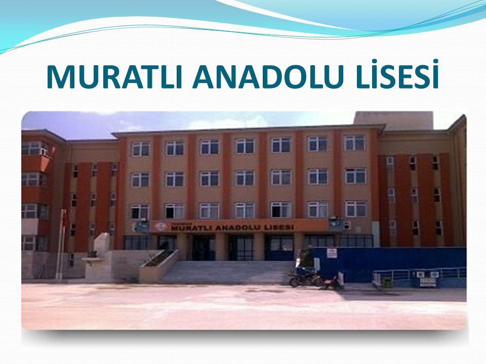 MURATLI ANADOLU LİSESİ