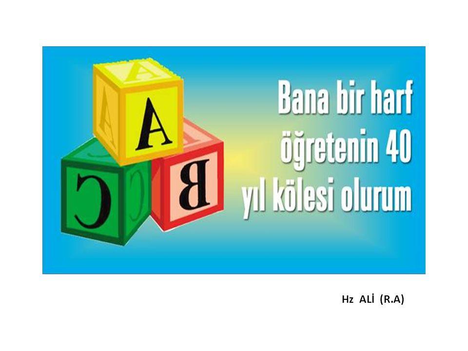 Hz ALİ (R.A)