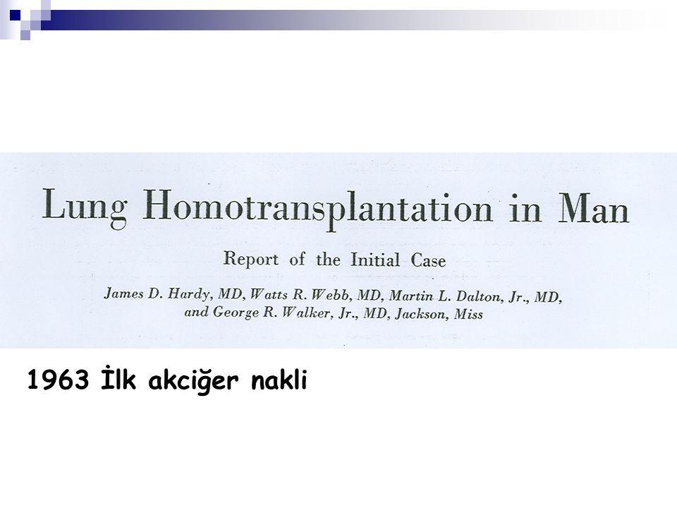 Transplante edilecek organ için maksimum iskemi süresi 4-5 saattir.