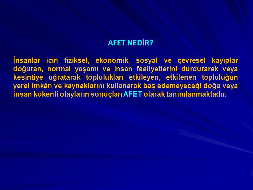 Türkiye ve Civarının Basitleştirilmiş Tektonik Haritası (Gülen vd., 2002).