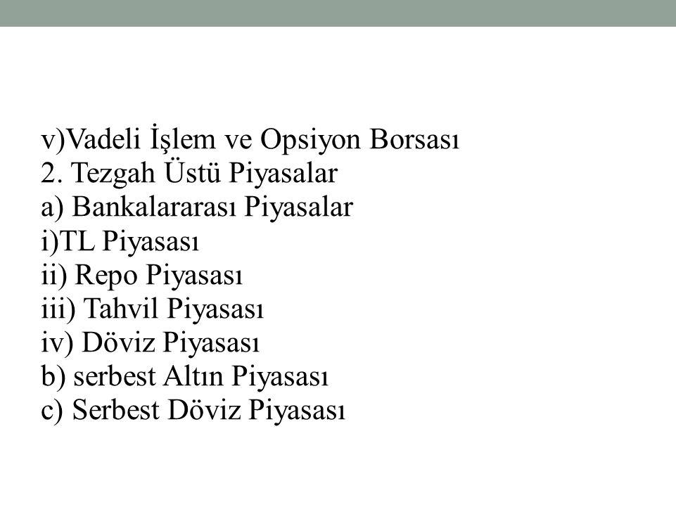 Yatırım fonlarının sınıflandırılması A Tipi Fonlar: Fon portföyünün en az %25 i Türkiye de kurulmuş anonim şirketlerin hisselerinden oluşmaktadır.