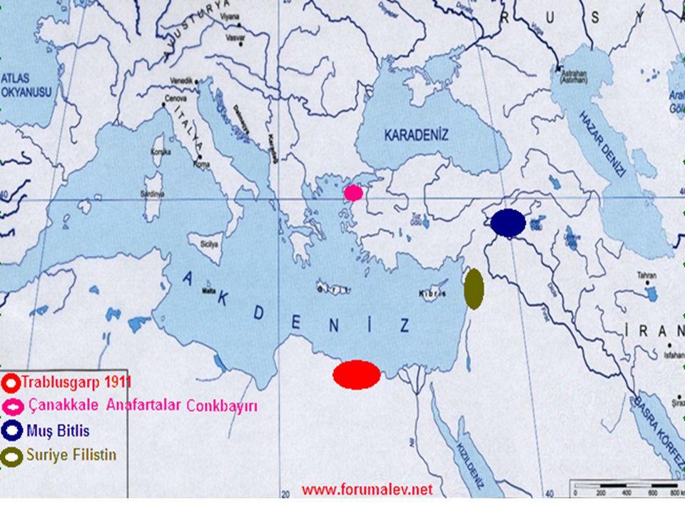 Cepheden Cepheye Mustafa Kemal Seyit Ahmet MIRIK