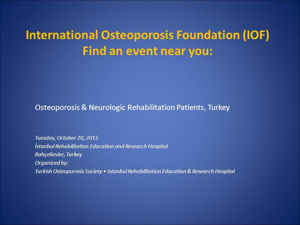 İnmede görülen osteoporozda antirezorptif tedavi Bsp, OC aracılığı ile olan kemik rezorpsiyonunu önler.