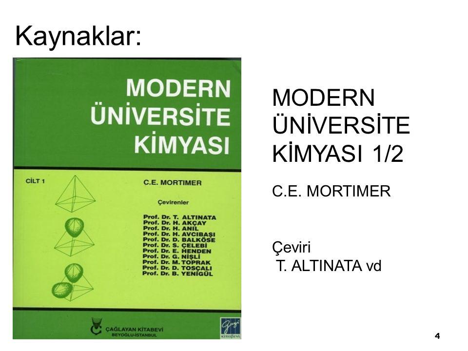 25 Maddenin Sınıflandırılması Çevremizde görülen bütün maddeler aşağıdaki gibi sınıflandırılır.
