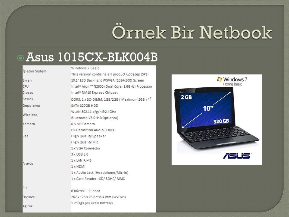  Asus 1015CX-BLK004B