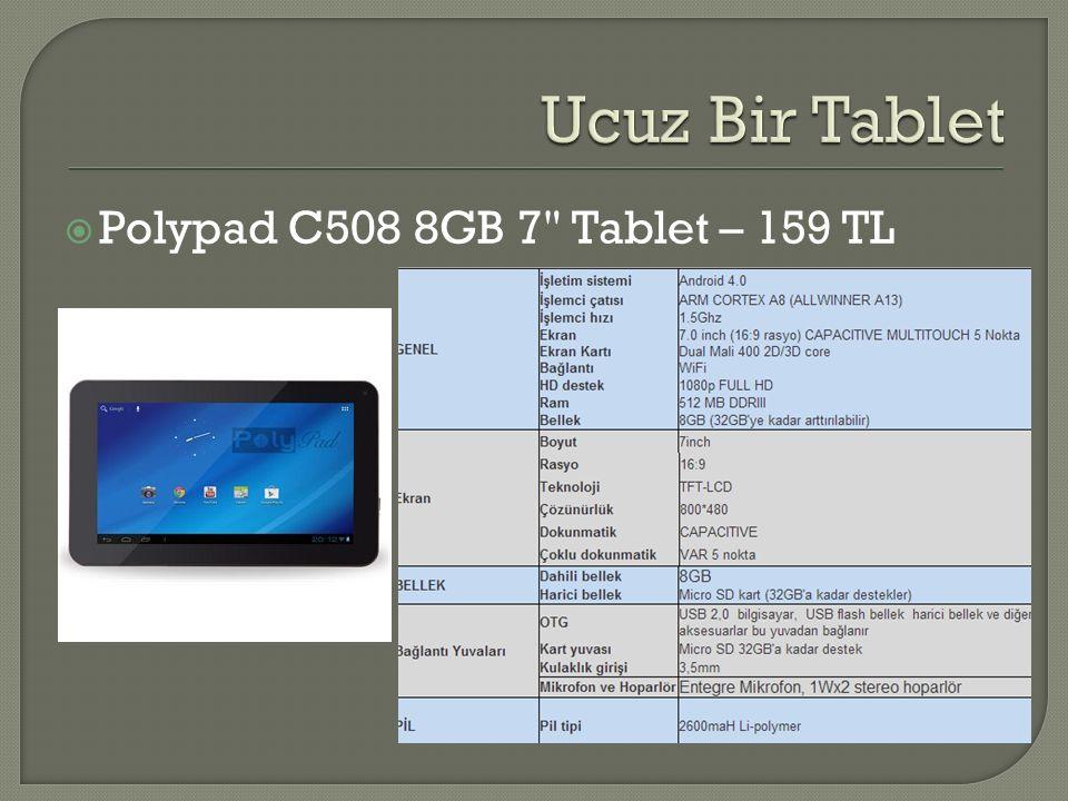  Polypad C508 8GB 7