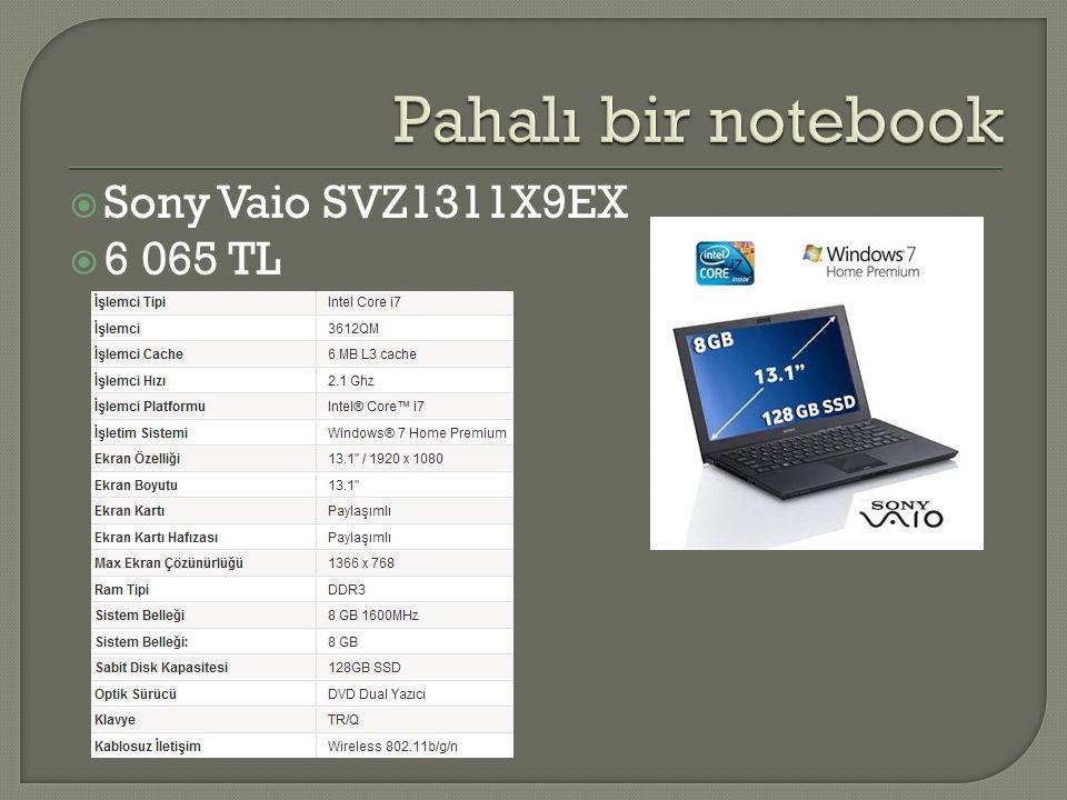  Netbooklar son birkaç yıl önce çok popülerken ş imdilerde üretimi durma noktasında olan mini laptoplardır.