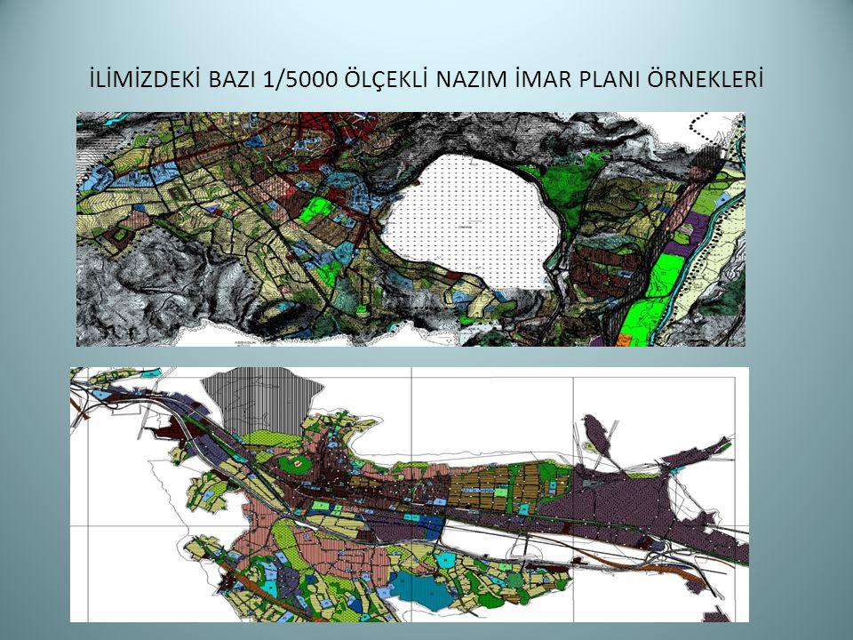 Bazı İlgili Disiplinler Harita Mühendisi Şehir Plancısı Mimar İnşaat Mühendisi İç Mimar Jeoloji Mühensi