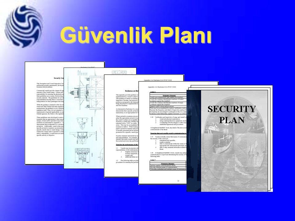 Güvenlik Planı