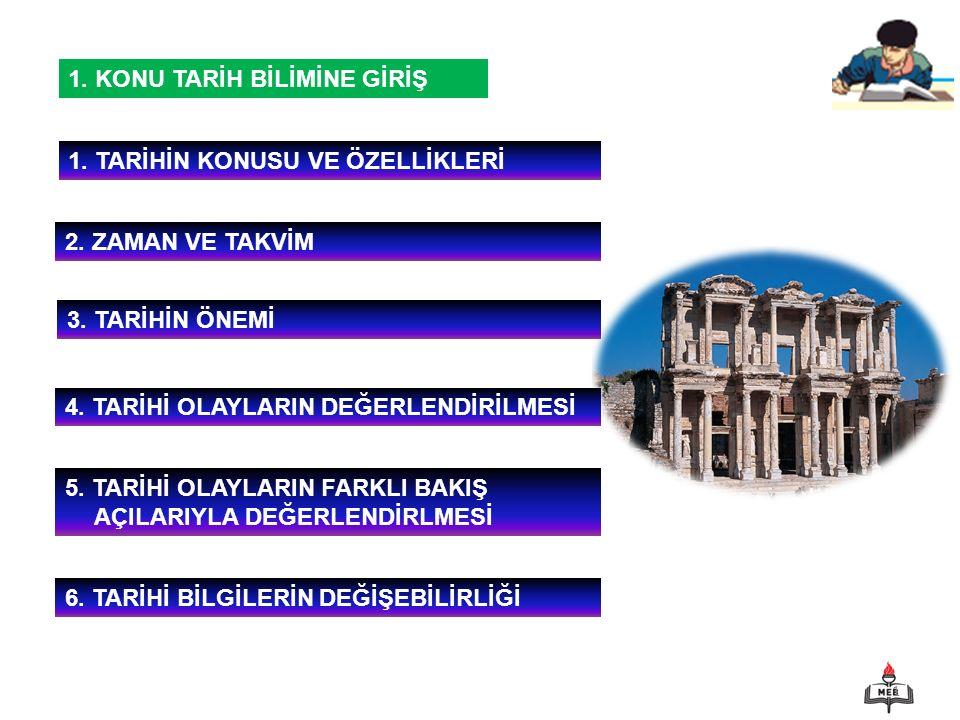 62 o Türklerin kullandığı ……………….takvimde yıllar sayı ile değil, hayvan adlarıyla gösterilir.