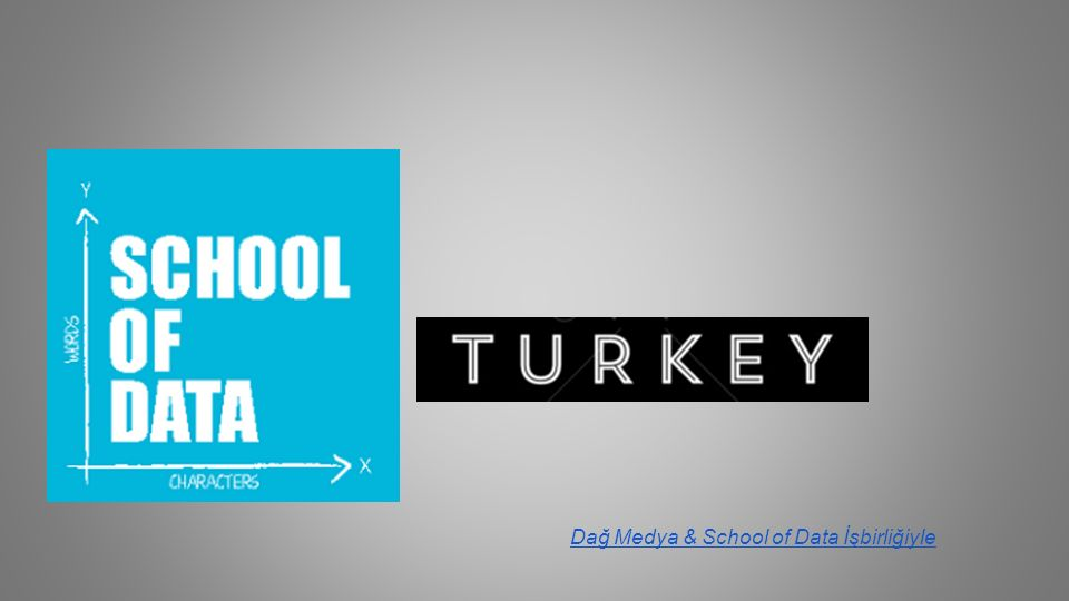 Dağ Medya & School of Data İşbirliğiyle