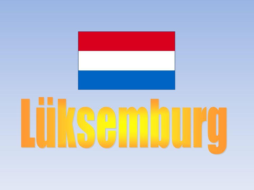 Lüksemburg Yüz ölçümü:2.586 km 2 Nüfusu:442.972 İdare şekli:Meşruti Krallık Başkenti:Lüksemburg Önemli şehirleri :Esch, Ettelbrück Dili:Fransızca, Almanca Dini:Hıristiyanlık Para birimi:Euro, Lüksemburg frankı