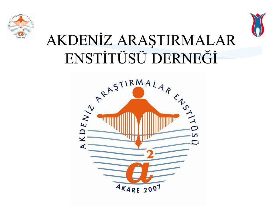  Akdeniz Araştırmalar Enstitüsü (AKARE) millî çıkarlar doğrultusunda ulusal güvenlik kültürünün oluşturulmasına ve yaygınlaştırılmasına, jeo-politik ve jeo-stratejik bilincin geliştirilmesine, ulusal, bölgesel ve yerel kapsamda kamu ve özel sektörün karar alma süreçlerine katkıda bulunmak amacıyla akademik platformda özgür ve özgün araştırmalar yapan enstitü biçiminde yapılanan bağımsız bir düşünce kuruluşudur.