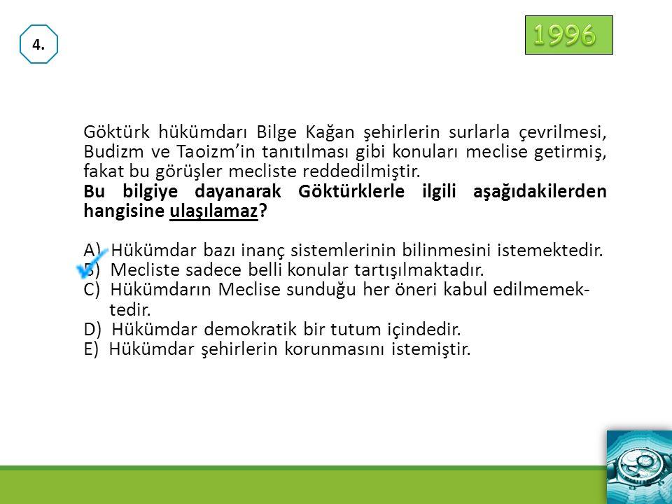 Türklerin göçebe bir hayat tarzından yerleşik toplum düzenine geçmeleri, beraberinde pek çok değişiklik getirmiştir.