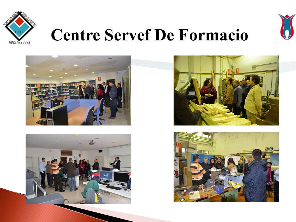 Centre Servef De Formacio