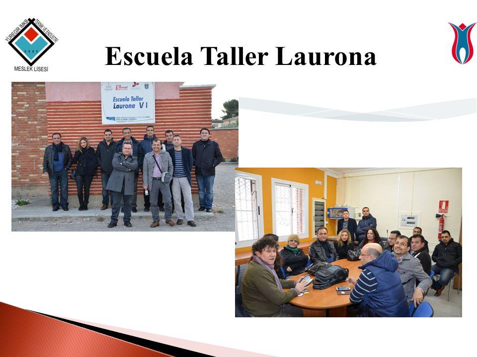 Escuela Taller Laurona