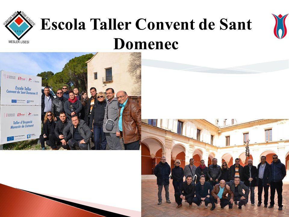 Escola Taller Convent de Sant Domenec
