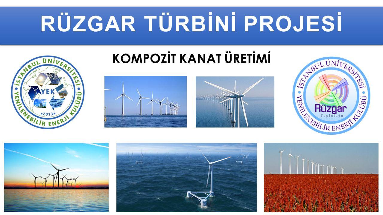 Kompozit Rüzgar Kanadı Yapımı Hakkında Bilgiler Rüzgar türbini için en önemli şey kalıptır.