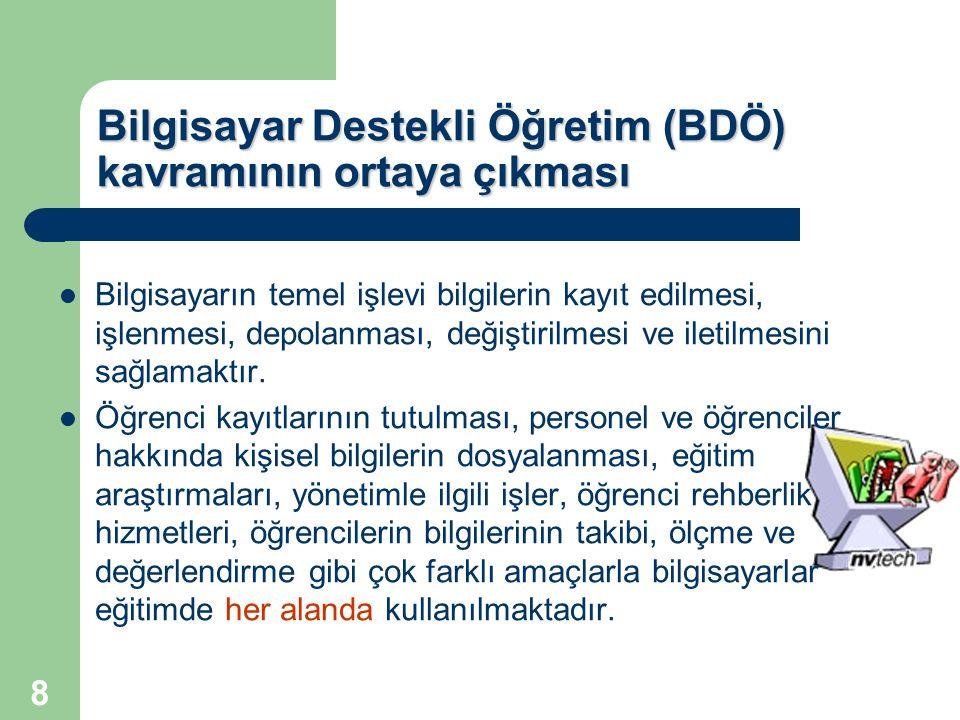 29 Ülkemizde BDÖ'nün sınırlılıklarından bir diğeri ise nitelikli öğretmen eksikliğidir.