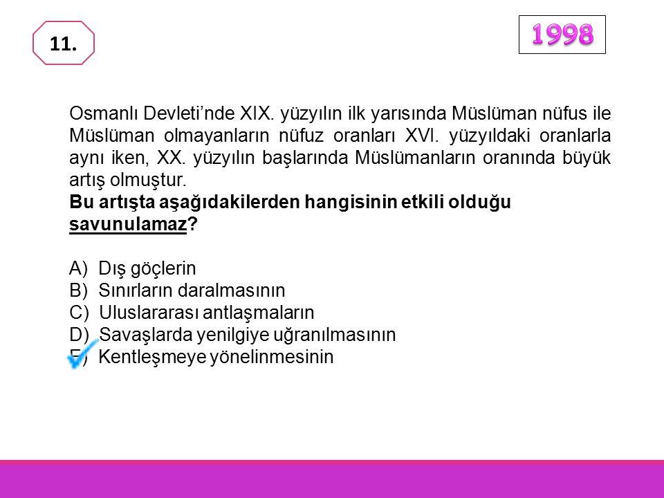 Aşağıdaki olaylardan hangisi, Osmanlı ülkesinde ordunun yenilikleri koruduğunun bir göstergesidir.