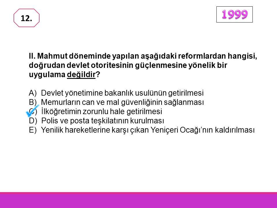 Osmanlı Devleti'nde XIX.