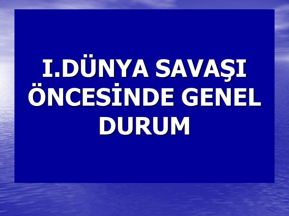 T.B.M.M'NİN AÇILMASI (23 NİSAN 1920) M.