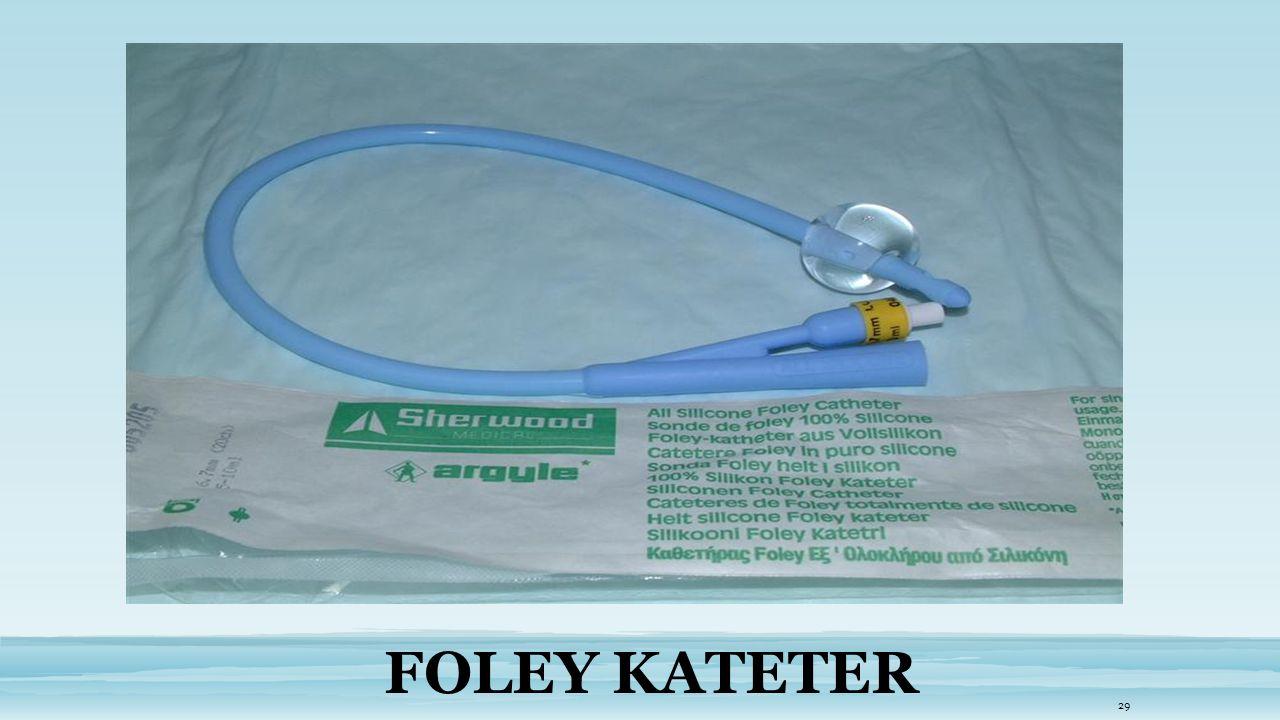 FOLEY KATETER 29